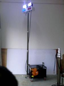 JY系列充电式移动照明灯
