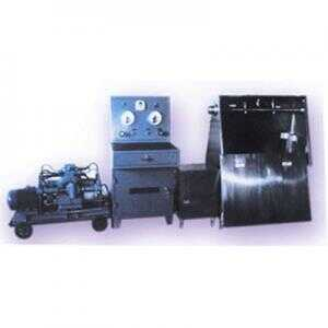 AJ9高压气瓶水压检验装置