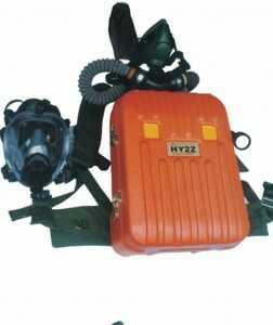 中煤集团推荐:正压氧气呼吸器